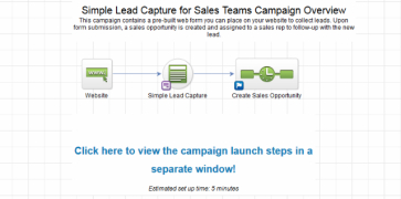 Simple Lead Capture for Sales Teams