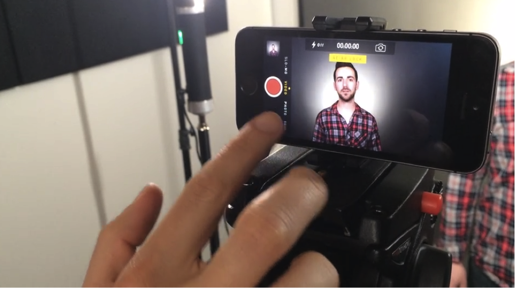 Shooting great marketing videos with your iPhone.